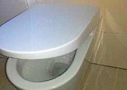 Modernes Dusch-WC für mehr Hygiene und Sauberkeit