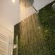 Mosaikfliesen im kleinen Bad