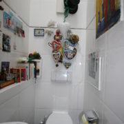 Kleines WC vor Badsanierung
