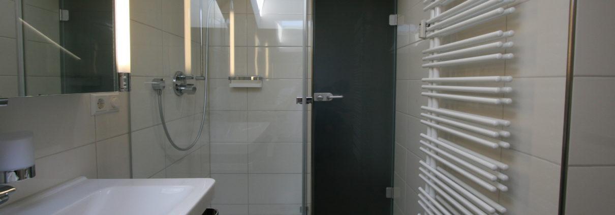 Optimale Raumaufteilung im kleinen Bad