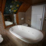Großes Bad vorher