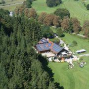 Komplette Warmwasserversorgung durch Solarthermie