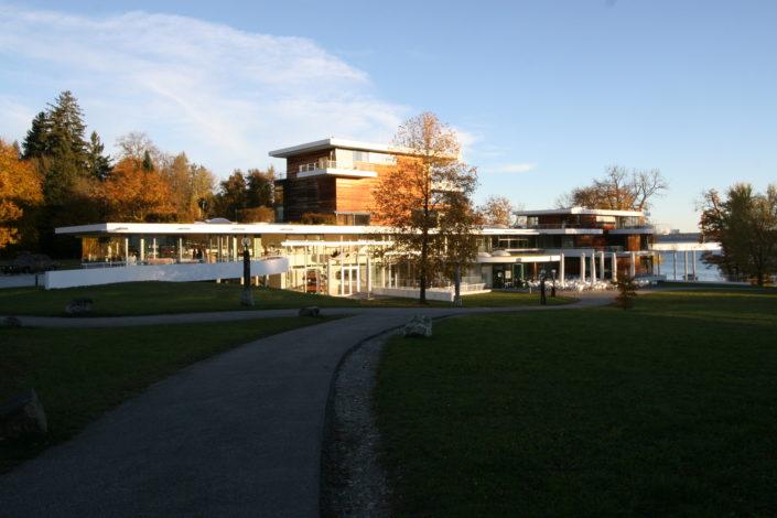 Heizungserneuerung im Buchheim Museum Bernried