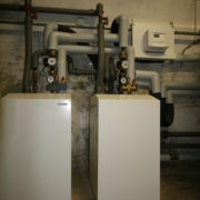 Wärmepumpe mit Grundwasser 40 kW Leistung