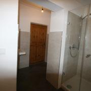 Ebenerdige Dusche nach Badrenovierung