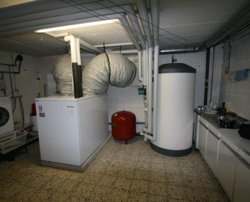 Luft- Wärmepumpe von Stiebel Eltron