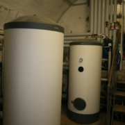 Boiler für Warmwasser
