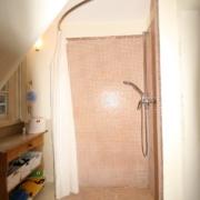 Große Dusche vorher