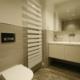 WC mit Drückerpatte Sigma 50