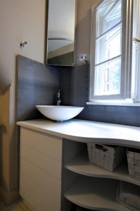 Waschtisch Schreiner Maßanfertigung