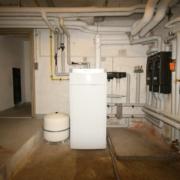 Energieeffiziente Heizungsanlage nach Sanierung